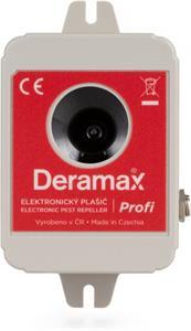 Deramax Profi, ultrazvukový plašič/odpudzovač kún a hlodavcov