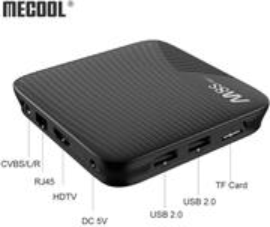 DI-WAY AND-23 PRO IPTV, 4K UHD 8-Core 3GB RAM, 16GB ROM