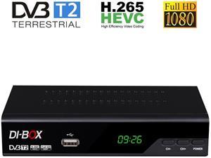 DI-WAY DI-BOX DVB-T2 V3 HEVC H.265