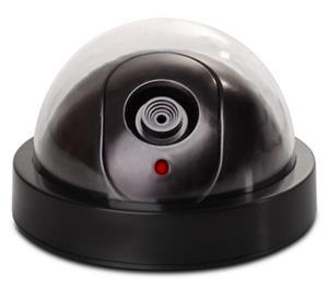 DI-WAY DOME imitácia kamery, atrapa RLED