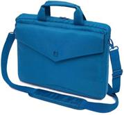 Dicota Code Slim Case 15 Blue Macbook 15 notebook 14.1'' and up to 10'' tablet