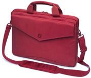 Dicota Code Slim Case 15 Red Macbook 15 notebook 14.1'' and up to 10'' tablet