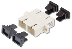 Digitus SC/SC optická multimode spojka