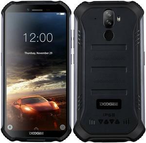 Doogee S40, 16 GB, Dual SIM, čierny