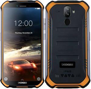 Doogee S40, 16 GB, Dual SIM, oranžový