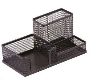 Drôtený stojan kombinovaný 205x103x98mm čierny