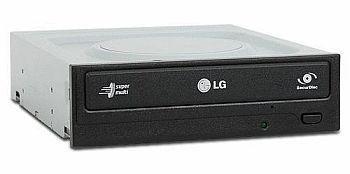 DVD-RW LG GH24NS SATA čierna bulk