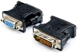 DVI-VGA redukcia M/F, adaptér
