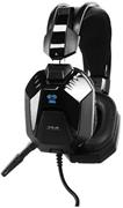 E-Blue Cobra H 948, herné, mikrofón, čierne