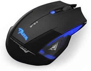 E-Blue Mazer-R, bezdrôtová myš, čierna