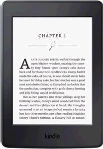 "E-book AMAZON KINDLE PAPERWHITE 4 2018, 6"" 32GB E-ink displej, WIFi, SPONZOROVANÁ VERZE"