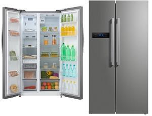ECG ERS 21781 NIXA++, americká chladnička