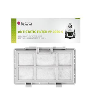 ECG VP 2080 S, antistatický filter pre vysávač ECG VP 2080