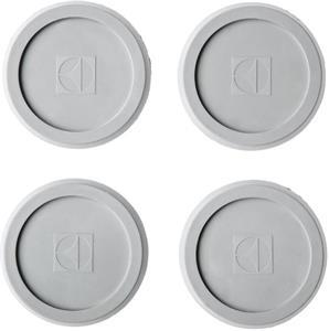 Electrolux E4WHPA02, protivibračné podložky pre práčky alebo sušičky, 4 ks