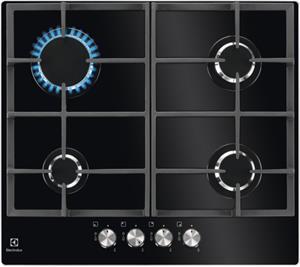 Electrolux KGG6426K, plynový varný panel