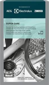 Electrolux M3GCP300 Super Care čistič pre práčky, 2 ks