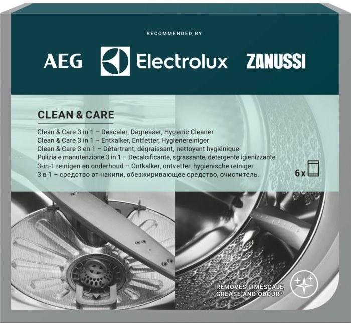 Electrolux M3GCP400, 3v1 čistiaca súprave pre práčky