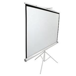 """ELITE SCREENS plátno mobilní trojnožka 120"""" (304,8 cm)/ 4:3/ 182,9 x 243,8 cm/ Gain 1,1/ case bílý"""