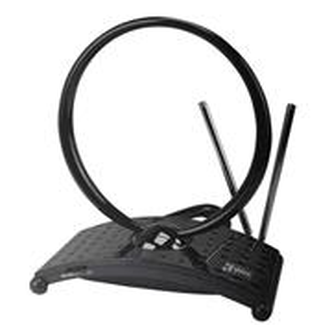 Emos anténa UVR-AV209 - DVB-T2/T/FM/DAB anténa pokojová, aktivní 47 dBi, LTE filtr