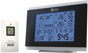 Emos AOK-5018B, LCD meteostanica