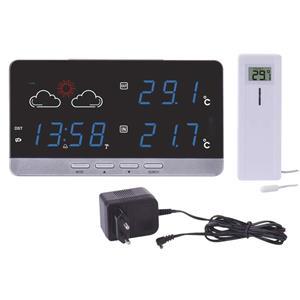 Emos E5201, LCD domáca bezdrôtová meteostanica