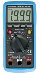 Emos EM420B, multimeter