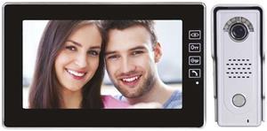EMOS H1018, domáci videotelefón, farebná sada