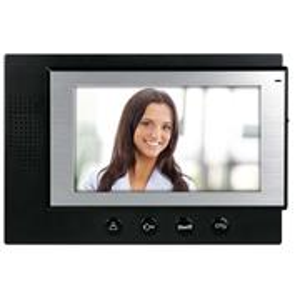 """Emos H1112, videotelefón, farebný, 7"""", čierny"""