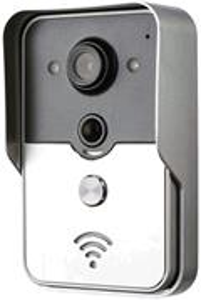 EMOS H1133, IP dverná kamerová jednotka - rozbalené