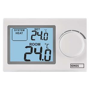 Emos P5604, izbový termostat