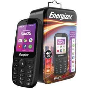 ENERGIZER Energy E241s, Dual SIM, čierny