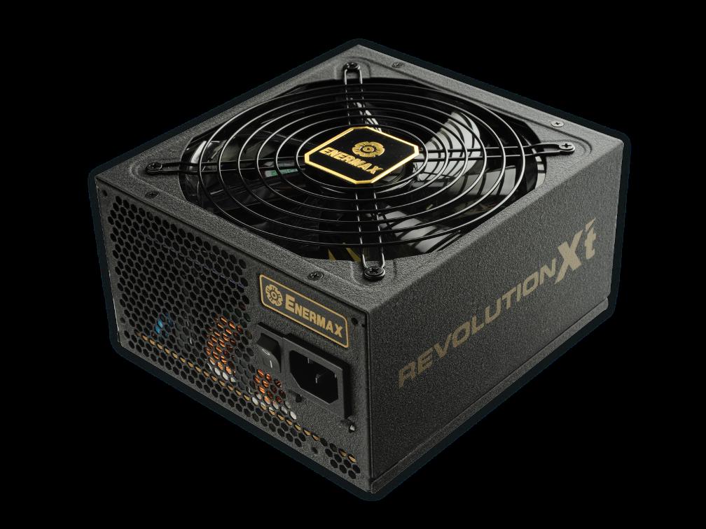 ENERMAX ERX750AWT Revolution XT II 750W Gold Plus