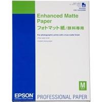Epson A2, 189g/m?, 50 Blatt Enhanced Matte Paper, DIN