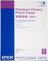 Epson A2, 255g/m? 25pap Premium Glossy Photo Paper,