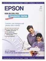 Epson A4, Nažehlovací list, 124g, 10ks