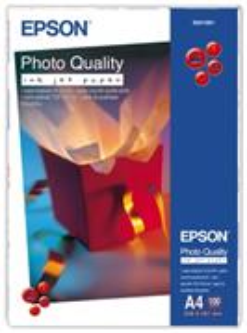 Epson A4, Photo Quality, 104g/m2, matný, 100ks