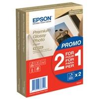 Epson A6 Premium, 255g/m2, lesklý, 10x15, 2x40ks, 2 - Balenie