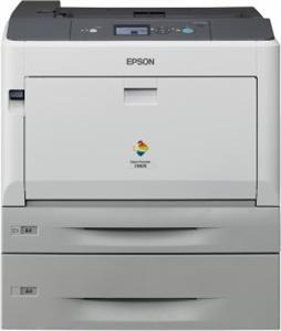 Epson AcuLaser C9300DTN, (color laser), A3, net