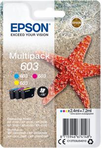 Epson atrament XP-2100/3100 multipack CMY