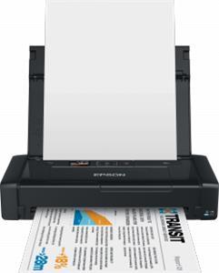 Epson WorkForce WF-100W, wifi