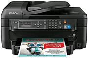 EPSON WorkForce WF-2750DWF, duplex, ADF, fax, wifi