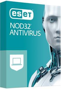 ESET NOD32 Antivirus - krab. licencia pre 1 PC + 2 ročný update
