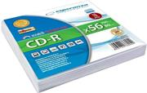 Esperanza CD-R 700MB 52x Silver cena za 1ks