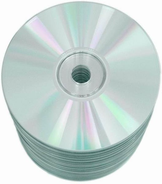 Esperanza CD-R OEM [ spindle 100 ks | 700MB | 52x | Silver ]