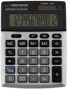 Esperanza ECL102 NEWTON stolná kalkulačka