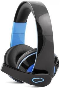 Esperanza EGH300B CONDOR, slúchadlá, čierno-modré