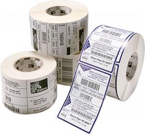 Etikety Zebra Nalepovací štítky 51x25, pro termotransfer