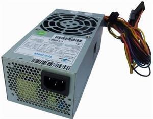 Eurocase 200W TFX-200W 8cm fan, PFC ATX 20/24pin, 2x SATA