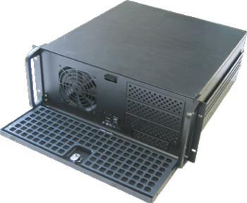"""Eurocase Rack 19"""" 4U-600 bez zdroja"""