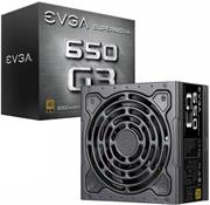 EVGA SuperNOVA G3 80 Plus Gold, modular - 650W